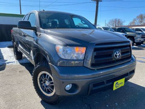 2011 Toyota Tundra for sale at New Wave Auto Brokers & Sales in Denver CO
