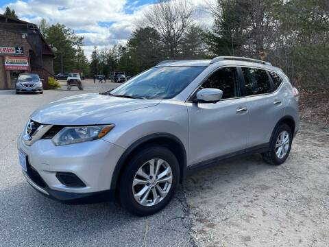 2015 Nissan Rogue for sale at Downeast Auto Inc in South Waterboro ME