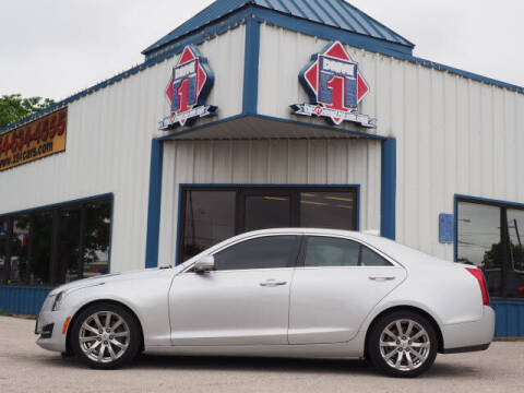 2017 Cadillac ATS for sale at DRIVE 1 OF KILLEEN in Killeen TX