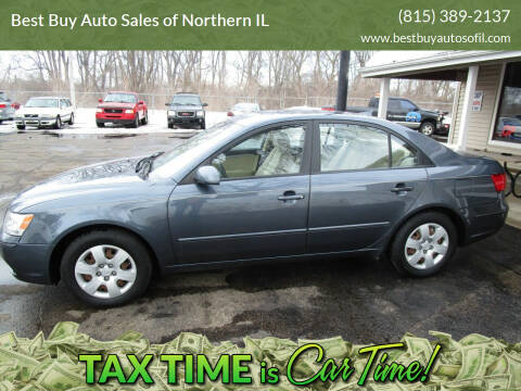 2010 Hyundai Sonata for sale at Best Buy Auto Sales of Northern IL in South Beloit IL