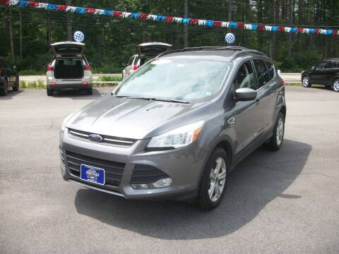2013 Ford Escape for sale at Auto Images Auto Sales LLC in Rochester NH