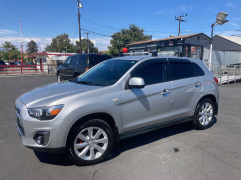 2015 Mitsubishi Outlander Sport for sale at Pacific West Imports in Los Angeles CA