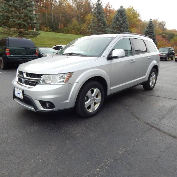 2012 Dodge Journey for sale at TIM'S ALIGNMENT & AUTO SVC in Fond Du Lac WI
