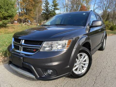 2016 Dodge Journey for sale at Bloomington Auto Sales in Bloomington IL
