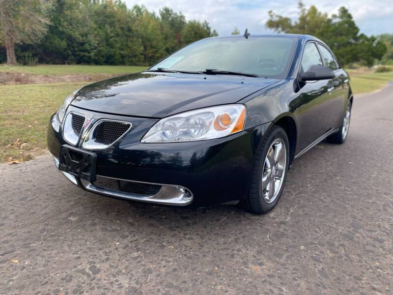 2009 Pontiac G6 for sale at Russell Brothers Auto Sales in Tyler TX