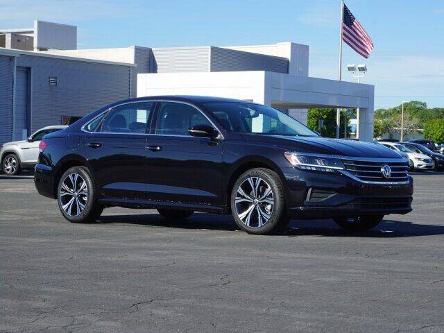 2022 Volkswagen Passat for sale in Bradenton, FL
