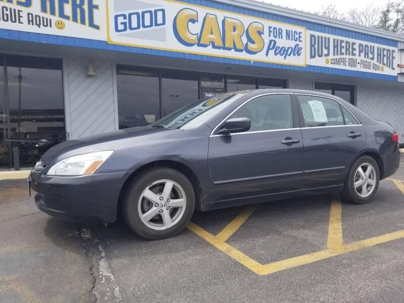 2005 Honda Accord for sale at Good Cars 4 Nice People in Omaha NE