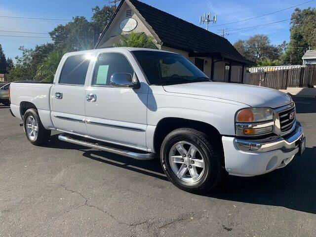 2006 GMC Sierra 1500 for sale at Three Bridges Auto Sales in Fair Oaks CA
