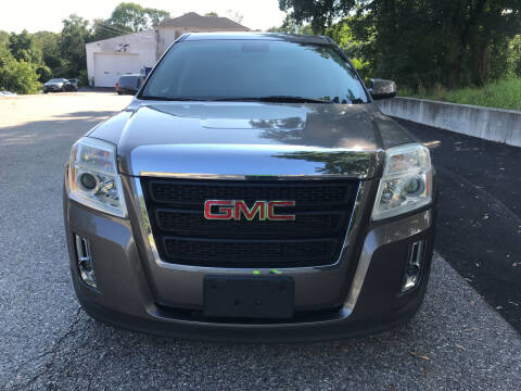 2012 GMC Terrain for sale at Worldwide Auto Sales in Fall River MA