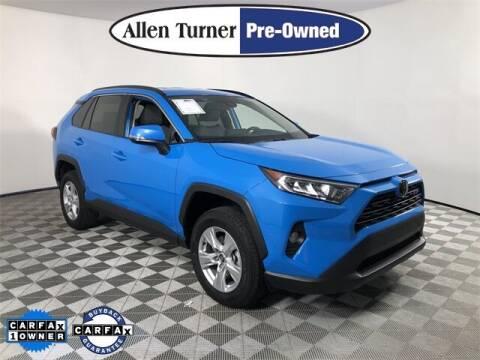 2020 Toyota RAV4 for sale at Allen Turner Hyundai in Pensacola FL