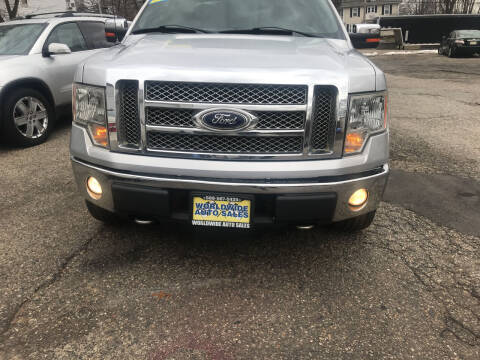 2010 Ford F-150 for sale at Worldwide Auto Sales in Fall River MA