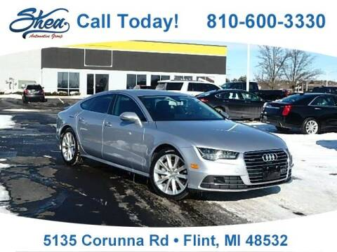 2016 Audi A7 for sale at Jamie Sells Cars 810 - Linden Location in Flint MI