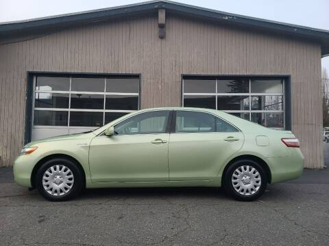 2009 Toyota Camry Hybrid for sale at Westside Motors in Mount Vernon WA