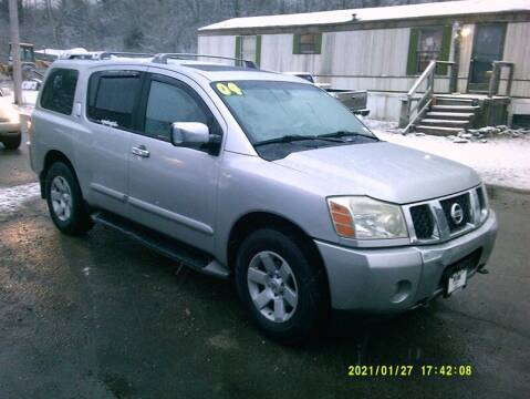 2004 Nissan Armada for sale at WEINLE MOTORSPORTS in Cleves OH