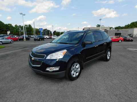 2012 Chevrolet Traverse for sale at Paniagua Auto Mall in Dalton GA
