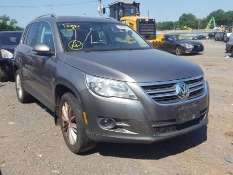 2010 Volkswagen Tiguan for sale at MIKE'S AUTO in Orange NJ
