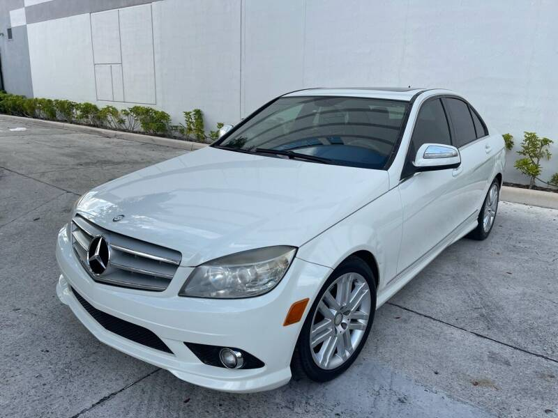 2009 Mercedes-Benz C-Class for sale at Auto Beast in Fort Lauderdale FL