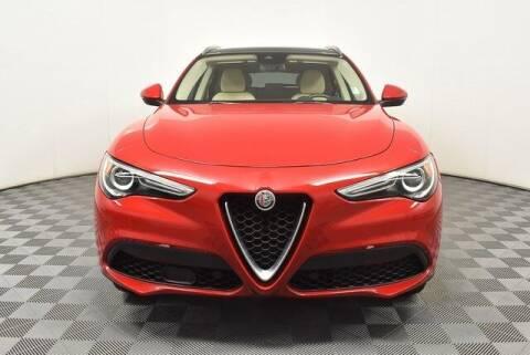 2019 Alfa Romeo Stelvio for sale at Southern Auto Solutions - Georgia Car Finder - Southern Auto Solutions-Jim Ellis Maserati in Marietta GA