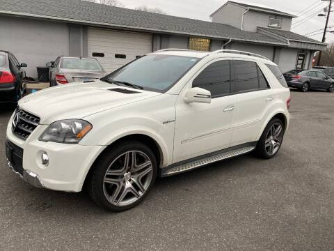 2011 Mercedes-Benz M-Class for sale at QUALITY AUTO SALES OF NEW YORK in Medford NY