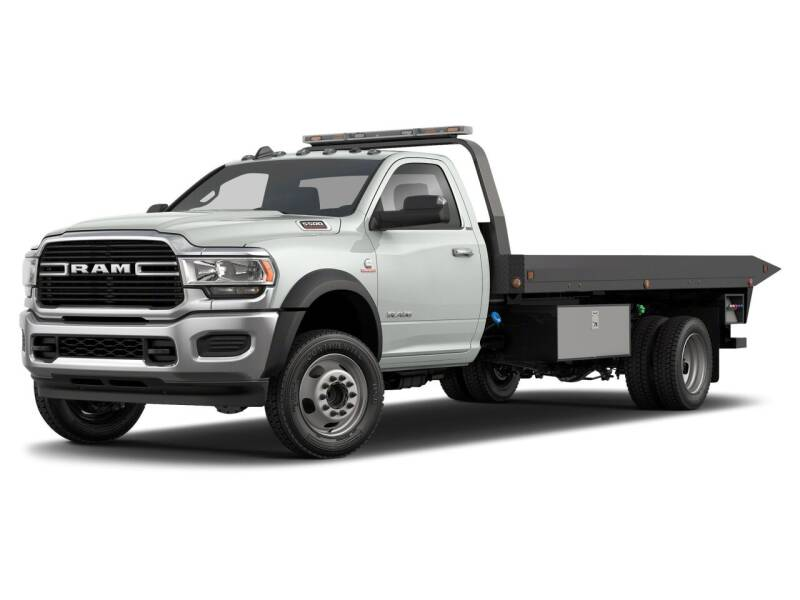 2021 RAM Ram Chassis 5500 for sale at West Motor Company in Preston ID
