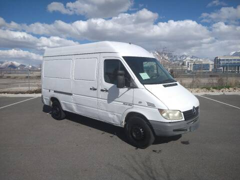 2004 Dodge Sprinter Cargo for sale at ALL ACCESS AUTO in Murray UT