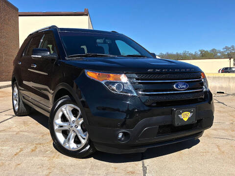 2015 Ford Explorer for sale at Effect Auto Center in Omaha NE