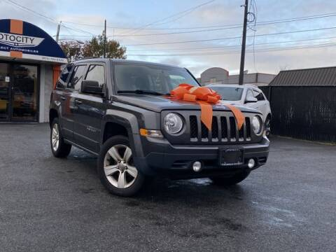 2014 Jeep Patriot for sale at OTOCITY in Totowa NJ