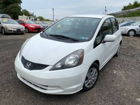 2013 Honda Fit for sale at Noah Auto Sales in Philadelphia PA