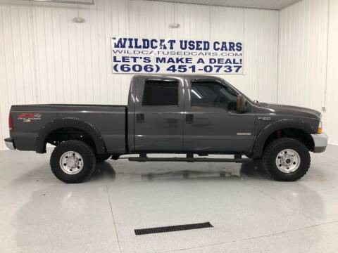 2004 Ford F-350 Super Duty for sale at Wildcat Used Cars in Somerset KY