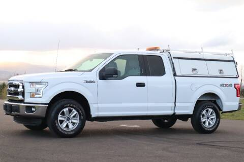 2016 Ford F-150 for sale at Beaverton Auto Wholesale LLC in Hillsboro OR