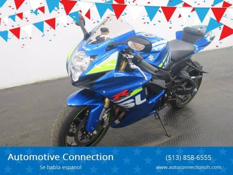 2015 Suzuki gsxr 750 for sale at Automotive Connection in Fairfield OH