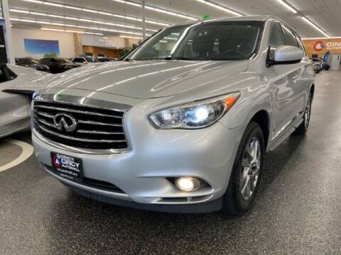 2014 Infiniti QX60 for sale at Dixie Motors in Fairfield OH