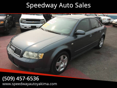 2003 Audi A4 for sale at Speedway Auto Sales in Yakima WA