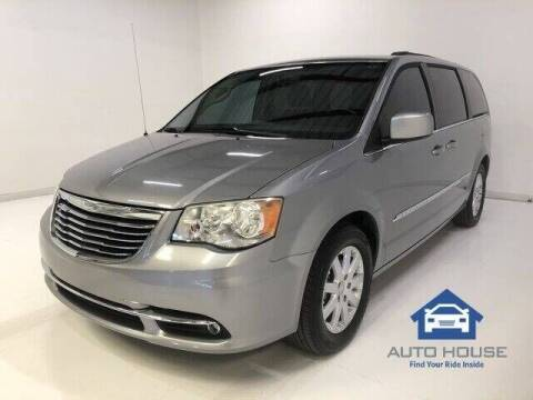 2014 Chrysler Town and Country for sale at MyAutoJack.com @ Auto House in Tempe AZ