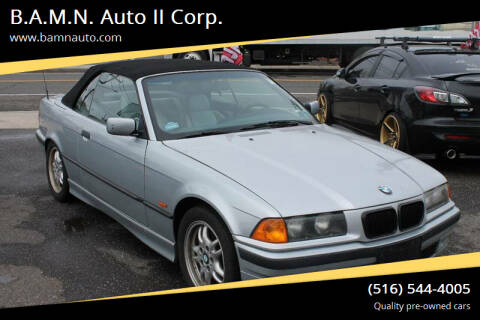 1997 BMW 3 Series for sale at B.A.M.N. Auto II Corp. in Freeport NY