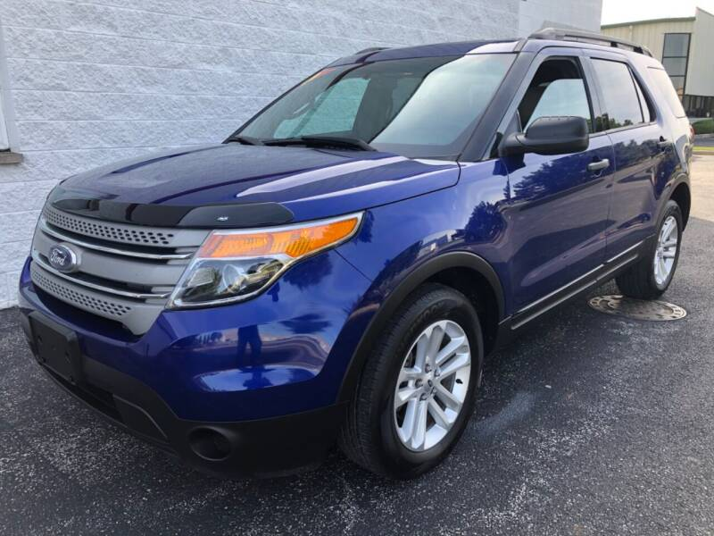 2015 Ford Explorer for sale at Ryan Motors in Frankfort IL