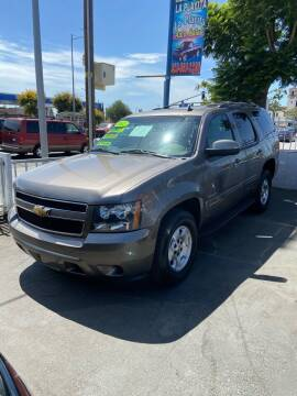 2012 Chevrolet Tahoe for sale at LA PLAYITA AUTO SALES INC - 3271 E. Firestone Blvd Lot in South Gate CA