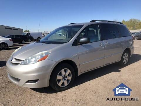 2006 Toyota Sienna for sale at AUTO HOUSE PHOENIX in Peoria AZ