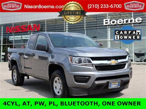 2019 Chevrolet Colorado for sale at Nissan of Boerne in Boerne TX