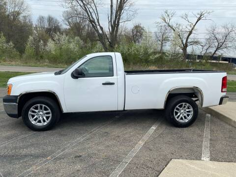 2012 GMC Sierra 1500 for sale at Rick's R & R Wholesale, LLC in Lancaster OH