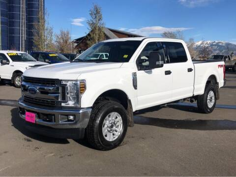2019 Ford F-250 Super Duty for sale at Snyder Motors Inc in Bozeman MT