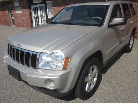2007 Jeep Grand Cherokee for sale at Tewksbury Used Cars in Tewksbury MA