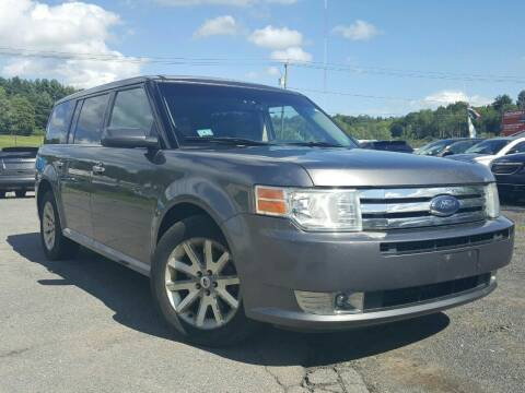 2010 Ford Flex for sale at GLOVECARS.COM LLC in Johnstown NY