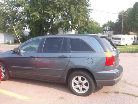 2006 Chrysler Pacifica for sale at ZITTERICH AUTO SALE'S in Sioux Falls SD