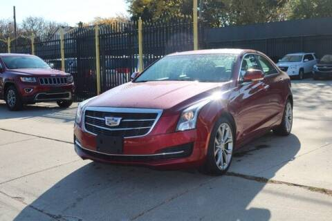 2015 Cadillac ATS for sale at F & M AUTO SALES in Detroit MI