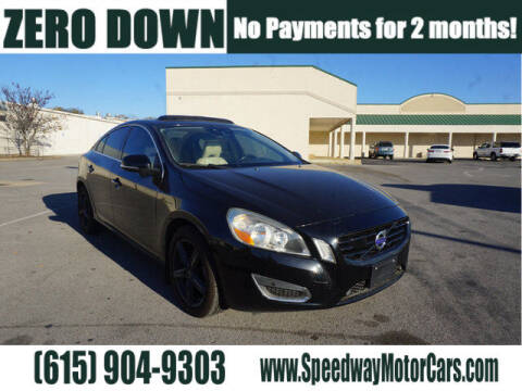 2012 Volvo S60 for sale at Speedway Motors in Murfreesboro TN