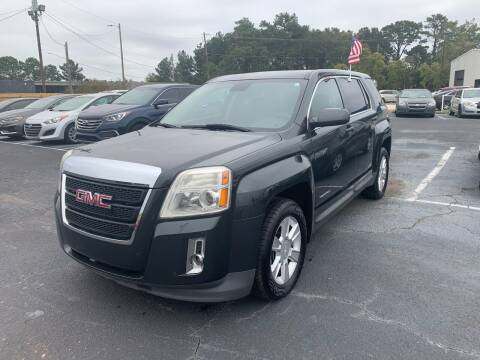 2013 GMC Terrain for sale at Sun Coast City Auto Sales in Mobile AL