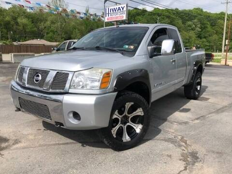 2005 Nissan Titan for sale at INTERNATIONAL AUTO SALES LLC in Latrobe PA