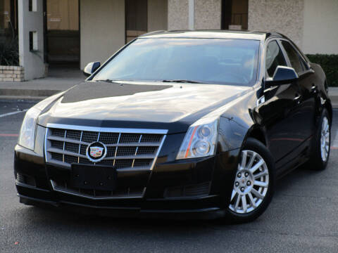 2011 Cadillac CTS for sale at Ritz Auto Group in Dallas TX