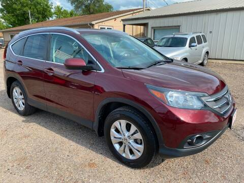 2014 Honda CR-V for sale at Truck City Inc in Des Moines IA